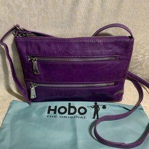 HOBO International Mara Leather Crossbody Bag